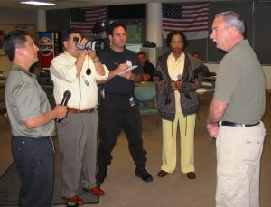 Media Response Training - With Instructor: Chris Ryan - Progressive Police Recruiting