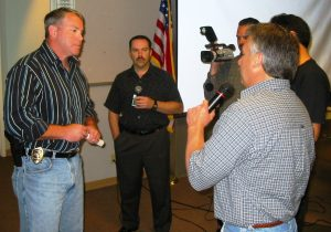 Media Interview Training - Progressive Police Recruiting